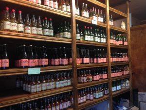 Yew Tree Inn Cider Shop
