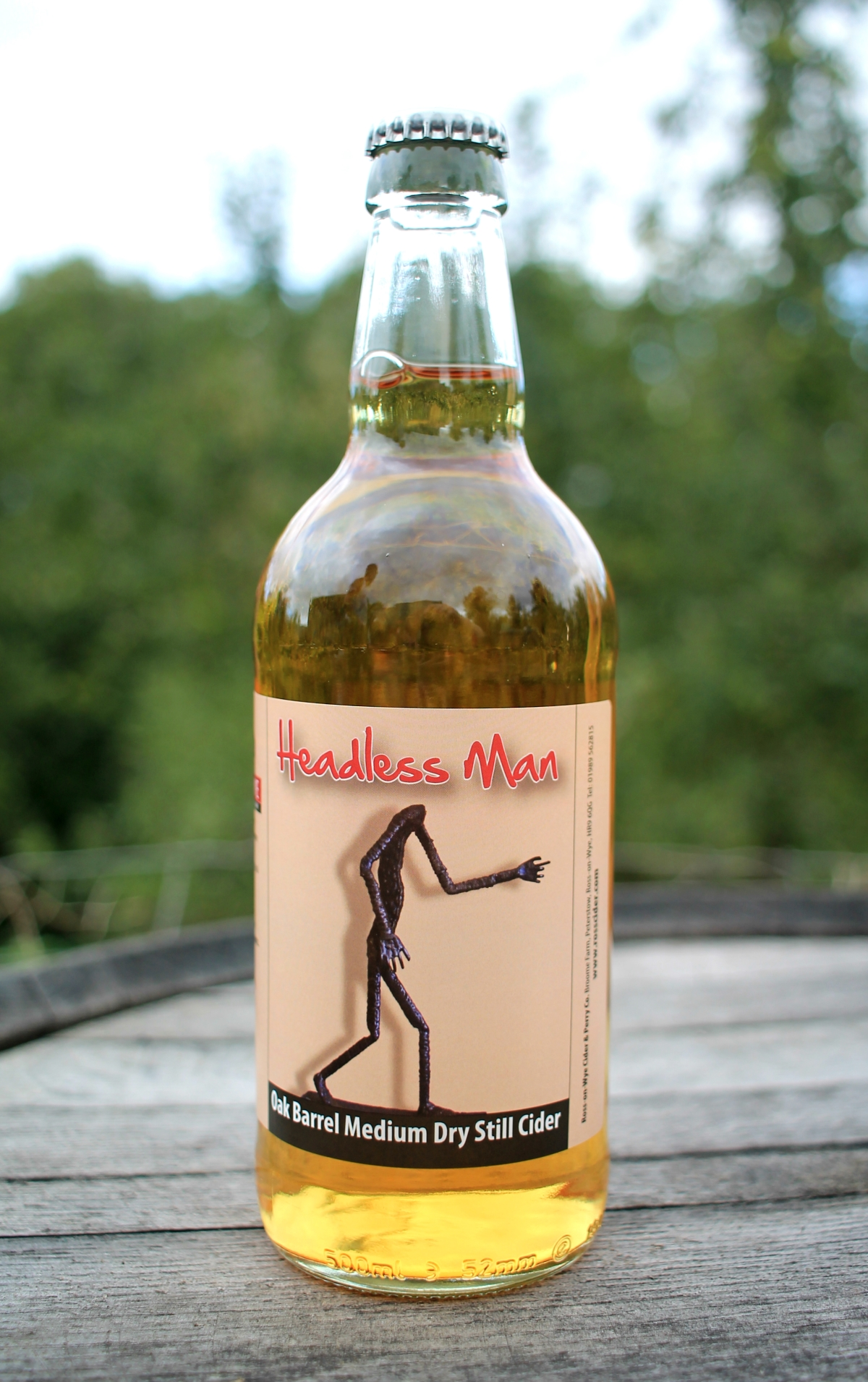 Headless Man Cider